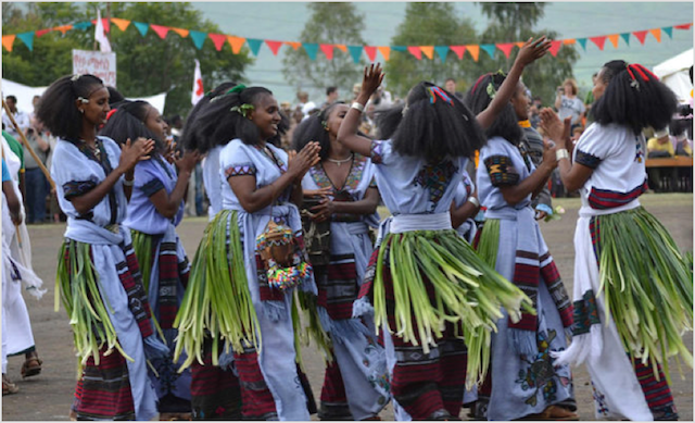 Ethiopian Festivities and the Role of Women in them - AWiB