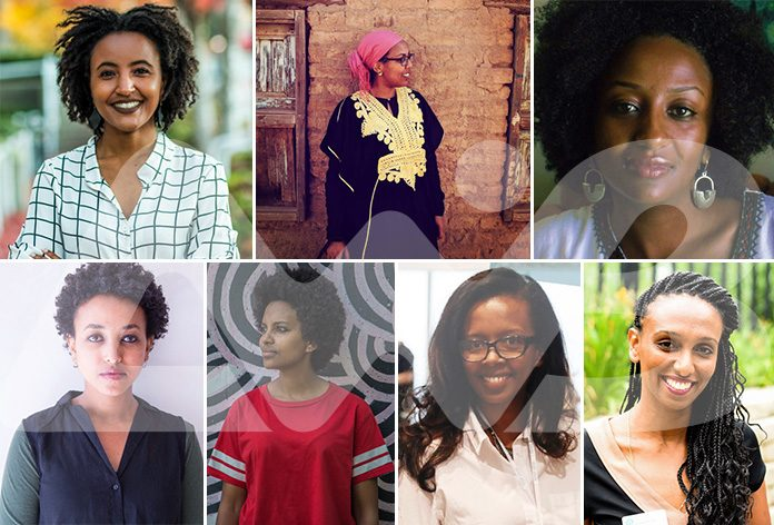 Young Women Challenging the Status Quo- Ethiopian women to